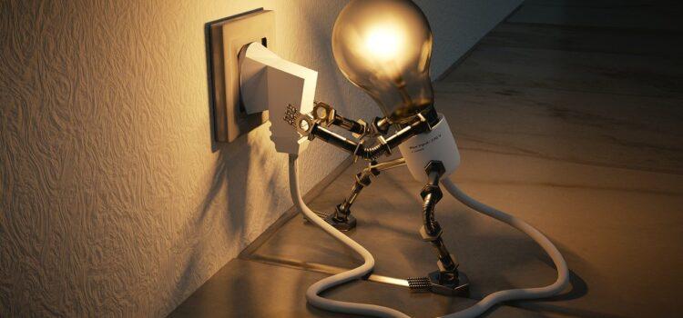 Hvor mye strøm kan man egentlig spare på å bytte til LED?